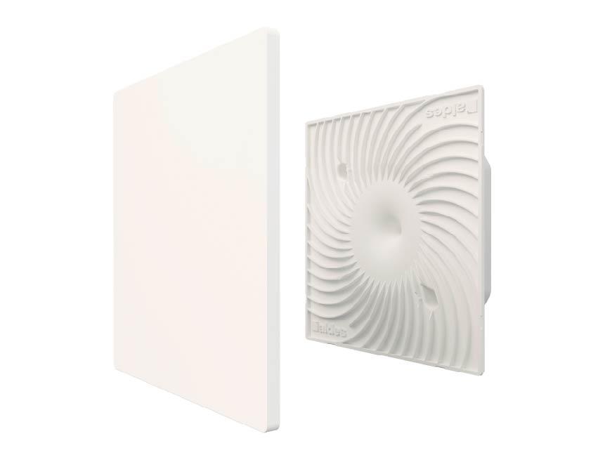 Grille ventilation design Ventielrooster Aldes ColorLINE