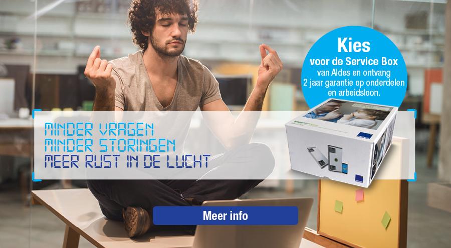 Service Box Aldes - Banner NL